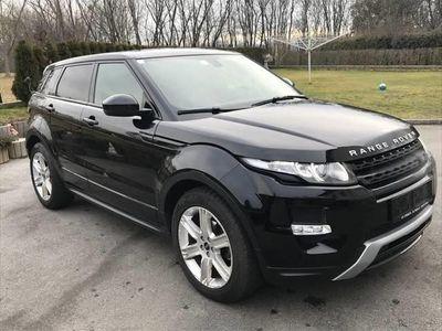 gebraucht Land Rover Range Rover evoque Dynamic 2,2 SD4 SUV / Geländewagen,