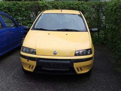 gebraucht Fiat Punto Typ188 1,2l Klein-/ Kompaktwagen