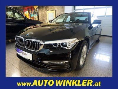 gebraucht BMW 520 5er-Reihe d xDrive Aut. Xenon/Navi Limousine,