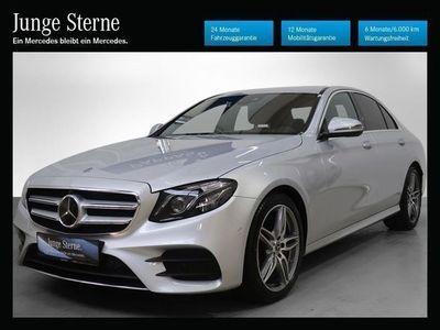 gebraucht Mercedes E220 E-KlasseAustria Edition Aut. Limousine,