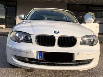 gebraucht BMW 118 1er-Reihe Diesel (E81) Advantage Österreich-Paket