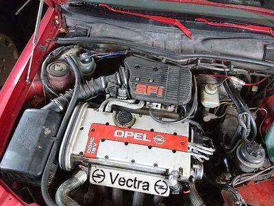 gebraucht Opel Vectra 2.0 16v Limousine