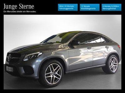 gebraucht Mercedes 350 GLE Coupé d 4MATIC Aut.