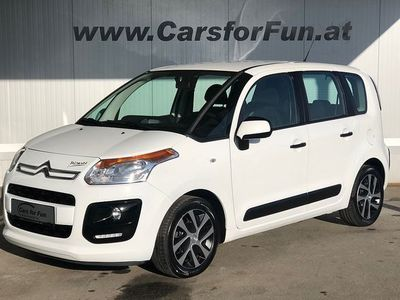 gebraucht Citroën C3 Picasso HDi 90 Seduction