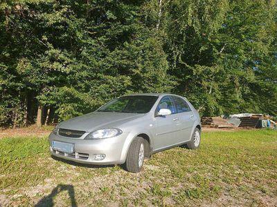 gebraucht Chevrolet Lacetti 1.8 DOHC Winterauto Klein-/ Kompaktwagen