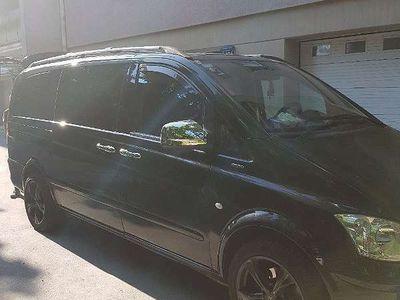 gebraucht Mercedes Vito 2.2 CDI Kombi / Family Van