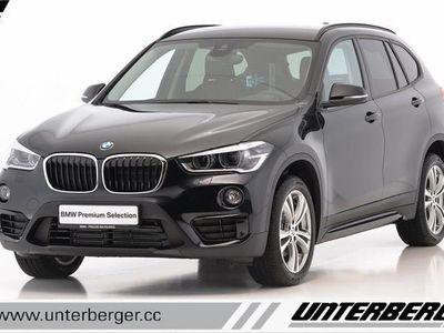 used BMW X1 xDrive18d Sport Line Aut. SUV / Geländewagen,