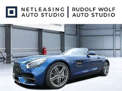 gebraucht Mercedes AMG GT Roadster Distronic/KeylessGo/Klima/LED Airscarf