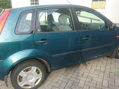 gebraucht Ford Fiesta 5T 1,4TD Ghia Klein-/ Kompaktwagen,