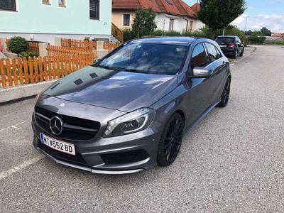 gebraucht Mercedes A250 A-KlasseLimousine