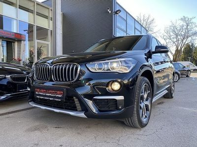 gebraucht BMW X1 xDrive18d, Navi, LED, ISOFIX, Sitzheizung, NL-45%