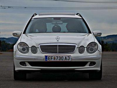 gebraucht Mercedes E500 E-KlasseAvantgarde Kombi / Family Van