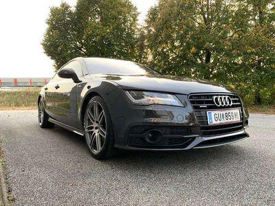 gebraucht Audi A7 3.0 TDI Quattro S-Line TOP!! Limousine