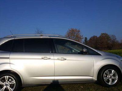 gebraucht Ford Grand C-Max C-MAXEasy 1,0 EcoBoost Kombi / Family Van,