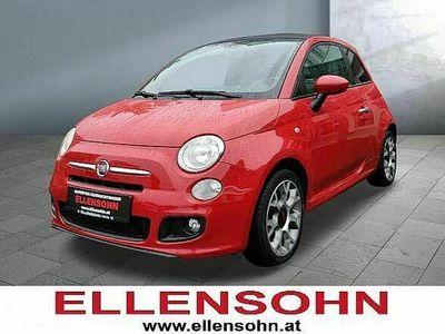 gebraucht Fiat 500C 1,2 69 500S Cabrio