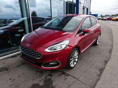 gebraucht Ford Fiesta Vignale 1,0 EcoBoost 100PS Benzin