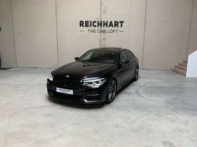 gebraucht BMW 540 ix Allrad (G30) Aut. M-Paket ALL-BLACK-Edition