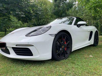 used Porsche 718 Boxster S Cabrio / Roadster,