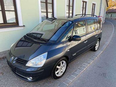 gebraucht Renault Espace 2,0 dCi 130 Celsium Kombi / Family Van