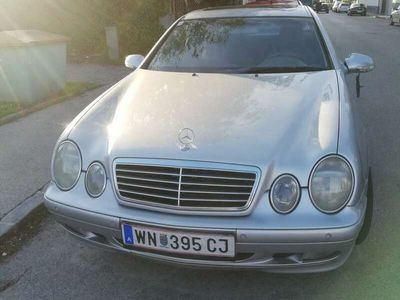 gebraucht Mercedes CLK200 Elegance