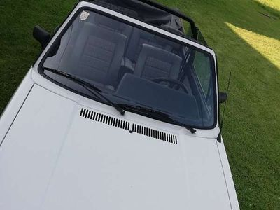 gebraucht VW Golf Cabriolet 1 Cabrio / Roadster