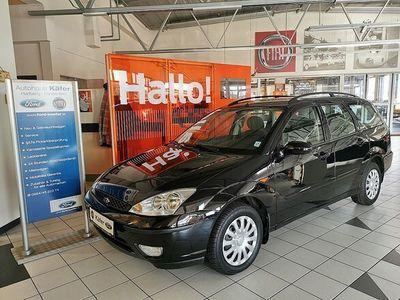 gebraucht Ford Focus Traveller Ghia 1,8 TDCi