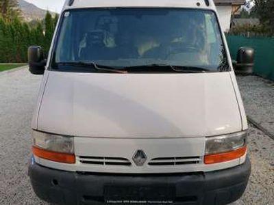 gebraucht Renault Master L1H1 2,8t kz. 2,8 dTi