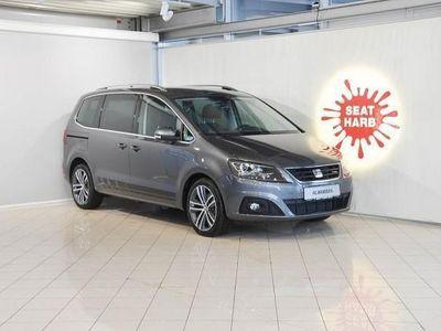 used Seat Alhambra FR 2,0 TDI 4WD Kombi / Family Van,