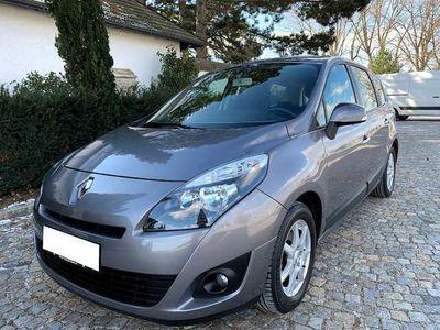 "gebraucht Renault Grand Scénic III Expression 1,6 16V 53.Tkm ""Neu Pickerl"""