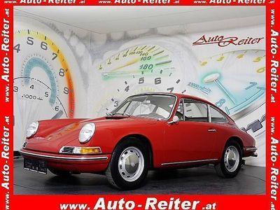 gebraucht Porsche 911 2.0 SWB Coupe KOMPLETTER NEUAUFBAU! Mit Schiebedach, 131 PS, 2 Türen, Schaltgetriebe