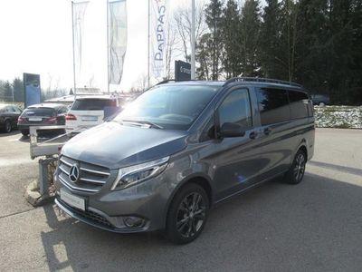 used Mercedes Vito VitoTourer Select 116 BlueTEC lang 4x4 Aut.
