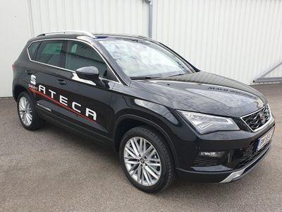 gebraucht Seat Ateca 1,5 Xcellence ACT TSI DSG SUV / Geländewagen,