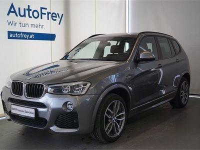 gebraucht BMW X3 xDrive 20d Aut. SUV / Geländewagen,