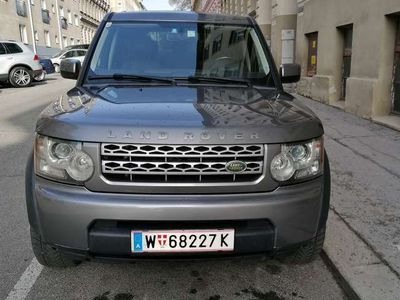 gebraucht Land Rover Discovery 4 2,7 TdV6 HSE Aut.