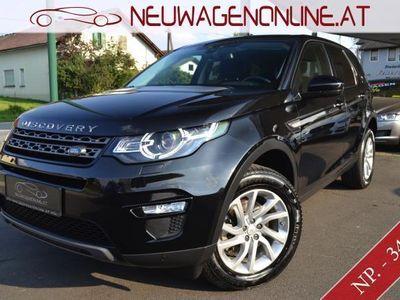 brugt Land Rover Discovery Sport 2,0 TD4 4WD SE Automatik Jungwagen - 34 %