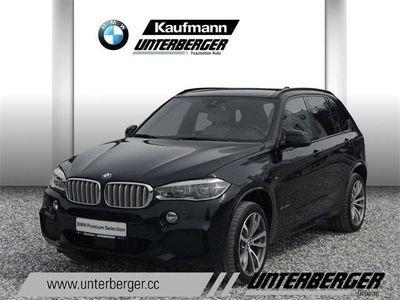 used BMW X5 xDrive40d