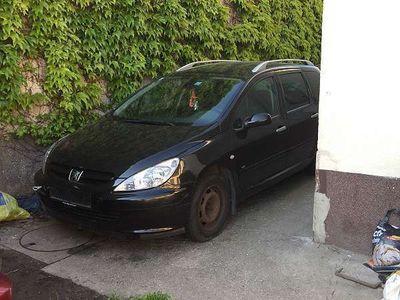 gebraucht Peugeot 307 Sw Kombi / Family Van