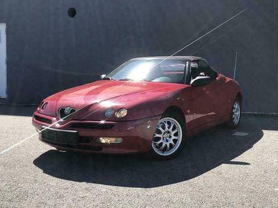 gebraucht Alfa Romeo Spider 2,0 Twin Spark