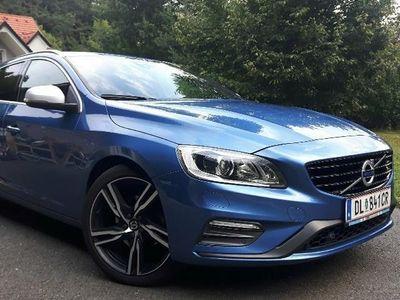 gebraucht Volvo V60 D3 Geartronic R-Design Kombi / Family Van,
