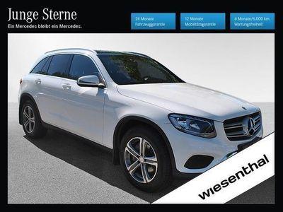 gebraucht Mercedes GLC250 d4M