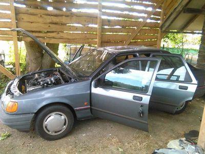 gebraucht Ford Sierra Saphir 2,0 i Limousine,