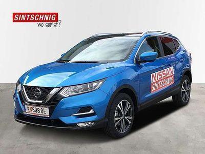 gebraucht Nissan Qashqai 1,3 DIG-T N-Connecta SUV / Geländewagen