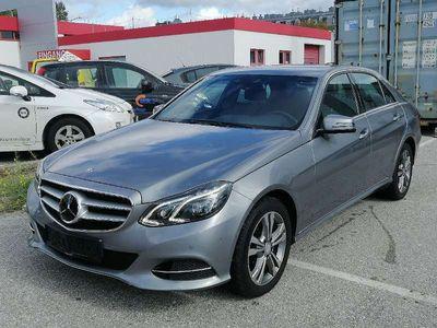 gebraucht Mercedes E250 E-KlasseCDI 4MATIC Avantgarde A-Edition Plus Aut. LED Leder, Navi Comand, Rückfahrkamera Limousine