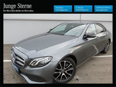gebraucht Mercedes E220 4MATIC Avantgarde Comand Kamera Leasing möglich