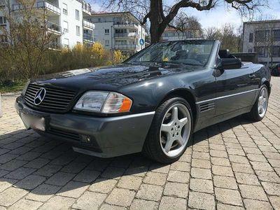 """gebraucht Mercedes 280 SL-KlasseSL """"neuwertiger Bestzustand"""" Cabrio / Roadster"""
