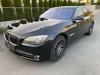 gebraucht BMW 730 7er-Reihe d Aut. Sport Limousine