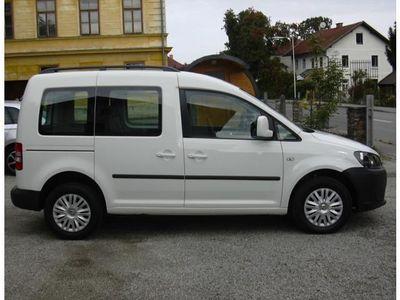gebraucht VW Caddy Kombi Family BMT 1,6 TDI DPF