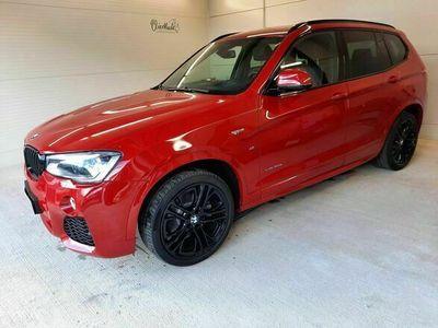 gebraucht BMW X3 xDrive30d M Sport Edition Aut.