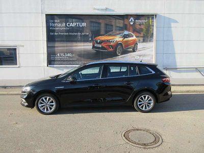 gebraucht Renault Mégane GrandTour Intens Energy dCi 110 86g Kombi / Family Van