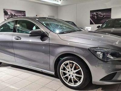 gebraucht Mercedes CLA250 CLA-KlasseSport Aut. Sportwagen / Coupé